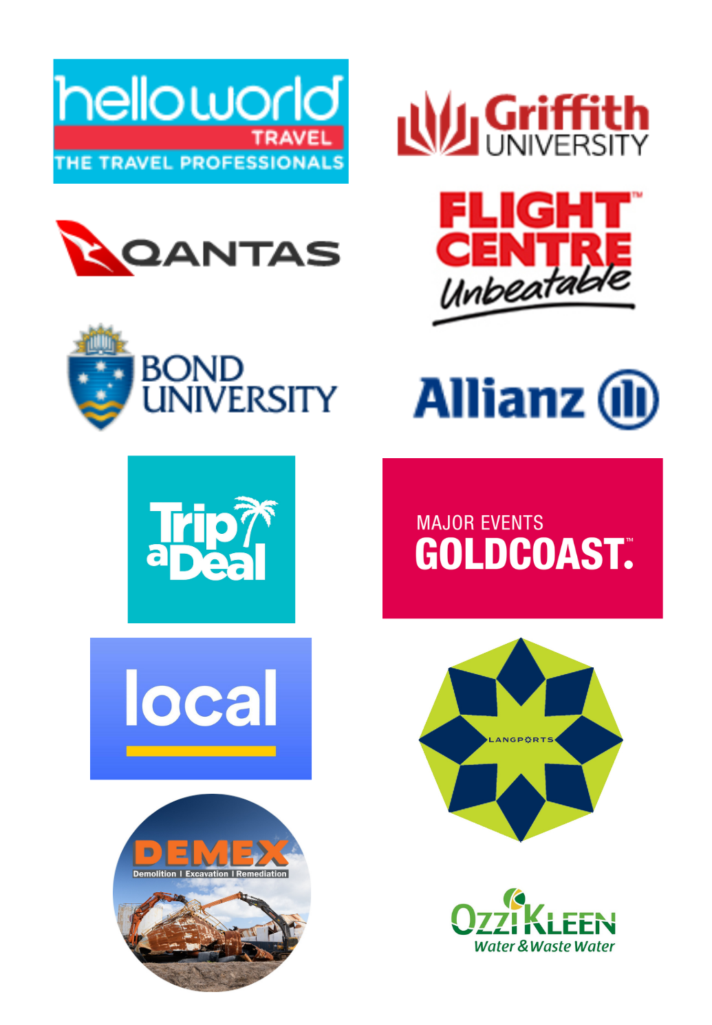 Corporate Airport Transfers Brisbane, Limo Hire Brisbane, Limo Hire Sydney, Conference Transfer, Some fo our clients